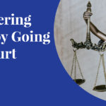 Recovering Debt by Going To Court